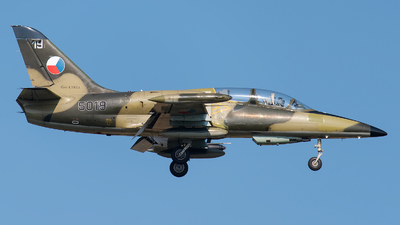 5019 - Aero L-39ZA Albatros - Czech Republic - Air Force