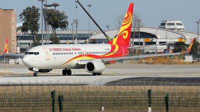 B-7378 - Boeing 737-86N - Hainan Airlines