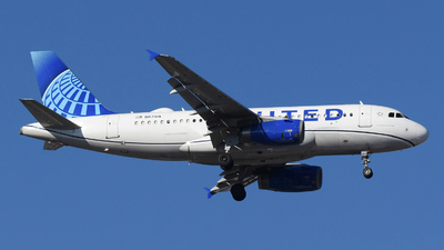 A picture of N871UA - Airbus A319132 - United Airlines - © DJ Reed - OPShots Photo Team
