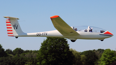 OO-YTV - Grob G-103 Twin Astir - Private