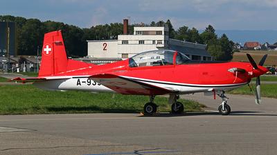 A-939 - Pilatus PC-7 - Switzerland - Air Force
