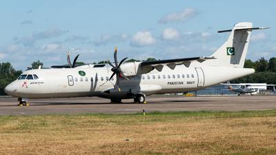 77 - ATR 72-212A(500MP) - Pakistan - Navy