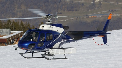 F-HHDF - Eurocopter AS 350B3 Ecureuil - Mont Blanc Hélicoptères