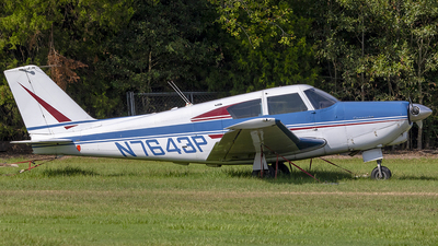 N7643P - Piper PA-24-250 Comanche - Private