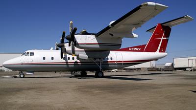 C-FWZV - De Havilland Canada DHC-7-101 Dash 7 - Air Tindi