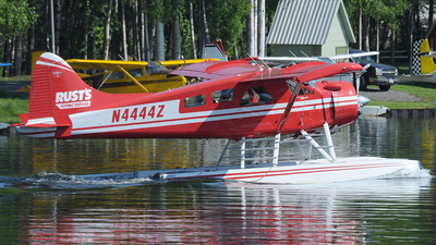 N4444Z - De Havilland Canada DHC-2 Mk.I Beaver - Rust's Flying Service