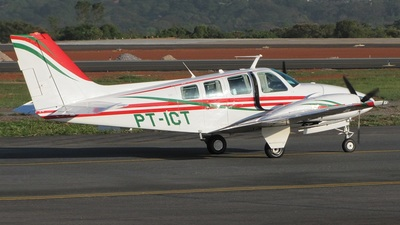 PT-ICT - Beechcraft 58 Baron - Private