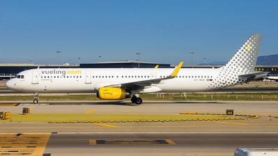 A picture of ECMQB - Airbus A321231 - Vueling - © Inaki Ropero Pipaón