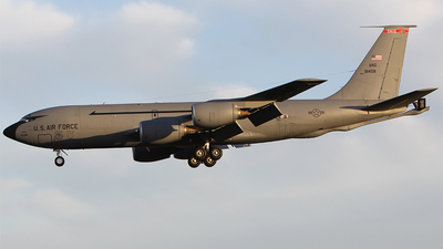 59-1458 - Boeing KC-135R Stratotanker - United States - US Air Force (USAF)