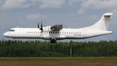 OH-ATE - ATR 72-212A(500) - Nordic Regional Airlines NORRA