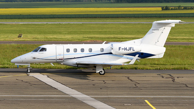 A picture of FHJFL - Embraer Phenom 300 - [50500442] - © bruno muthelet