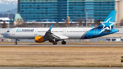C-GTXF - Airbus A321-211 - Air Transat