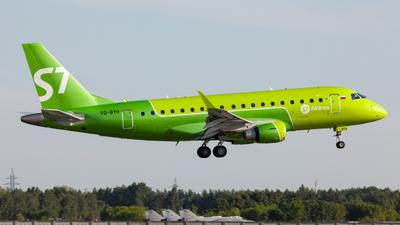 A picture of VQBYH - Embraer E170STD - S7 Airlines - © Marianna Rychkovskaia