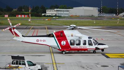 MM81741 - Agusta-Westland AW-139CP - Italy - Coast Guard
