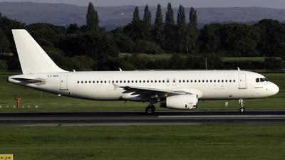 LZ-BHI - Airbus A320-232 - BH Air