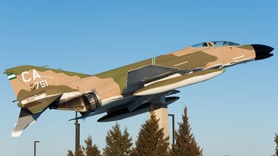 64-0751 - McDonnell Douglas F-4C Phantom II - United States - US Air Force (USAF)