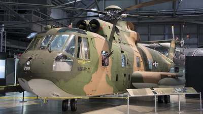 67-14709 - Sikorsky CH-3E Jolly Green Giant - United States - US Air Force (USAF)