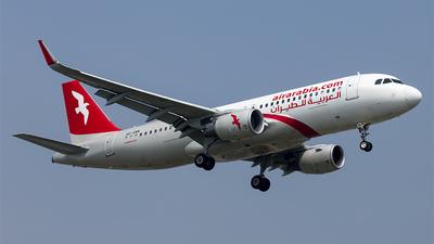 A picture of A6ANN - Airbus A320214 - [5423] - © Murad Hashan