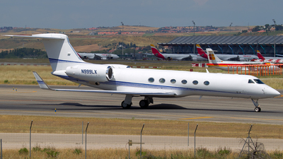 N999LX - Gulfstream G-IV - Private