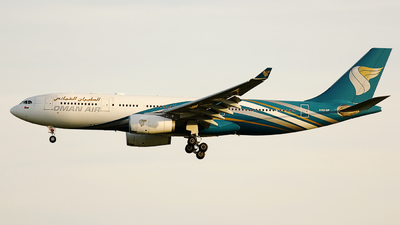 A4O-DF - Airbus A330-243 - Oman Air