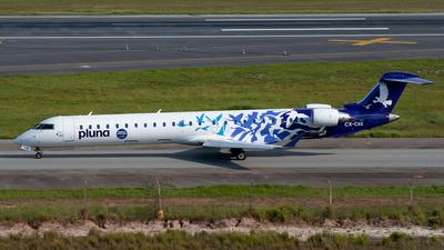 CX-CRK - Bombardier CRJ-900LR - PLUNA