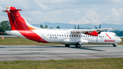 HK-5041 - ATR 72-212A(600) - Avianca