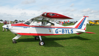 G-BYLS - Bede BD4 - Private