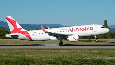 CN-NMO - Airbus A320-214 - Air Arabia Maroc