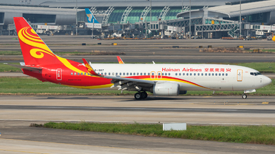 B-1997 - Boeing 737-84P - Hainan Airlines