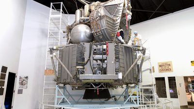 LTA-1 - Grumman Lunar Module - United States - National Aeronautics and Space Administration (NASA)