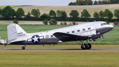 N18121 - Douglas DC-3A - Private