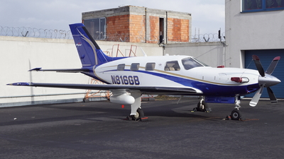 N816GB - Piper PA-46-500TP Malibu Meridian - Private