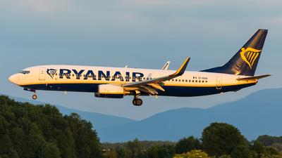 A picture of EIDAS - Boeing 7378AS - Ryanair - © Radim Koblížka