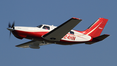 A picture of N24HN - Piper PA46350P Malibu Mirage - [4636541] - © Michael Durning