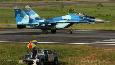 36100 - Mikoyan-Gurevich MiG-29SE Fulcrum C - Bangladesh - Air Force