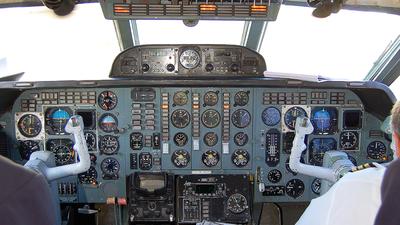 CU-T1255 - Yakovlev Yak-42D - Cubana de Aviación
