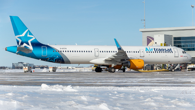 C-GTXV - Airbus A321-211 - Air Transat