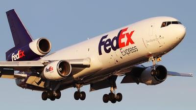 N313FE - McDonnell Douglas MD-10-30(F) - FedEx