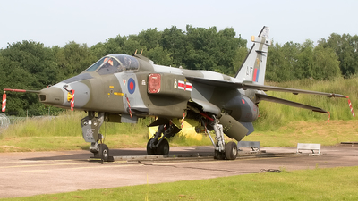 XZ383 - Sepecat Jaguar GR.3A - United Kingdom - Royal Air Force (RAF)
