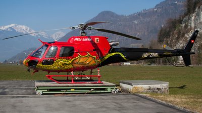 A picture of HBZNB - Airbus Helicopters H125 - [7345] - © Fabian Zimmerli