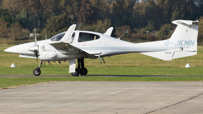 G-JKMH - Diamond DA-42 Twin Star - Private