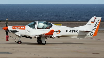 D-ETPX - Grob G120TP - Private