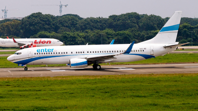 A picture of A4OBD - Boeing 73781M - [35287] - © Francesco Andrae