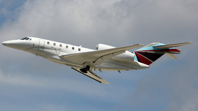 N200AP - Cessna 750 Citation X - Private