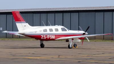 ZS-FSM - Piper PA-46-350P Malibu Mirage/Jetprop DLX - Private
