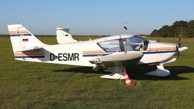 D-ESMR - Robin R1180TD Aiglon - Private
