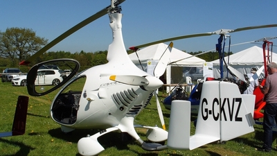 G-CKVZ - Rotorsport UK Cavalon - Private