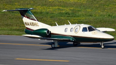 N448HC - Eclipse Aviation Eclipse 500 - Private