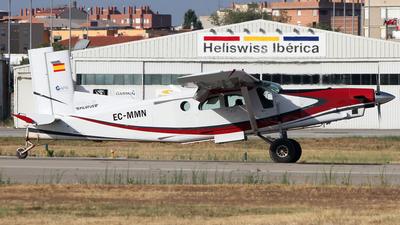 A picture of ECMMN - Pilatus PC6/B2H4 - [954] - © José Ramón Pérez