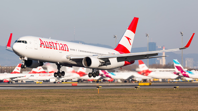 OE-LAX - Boeing 767-3Z9(ER) - Austrian Airlines